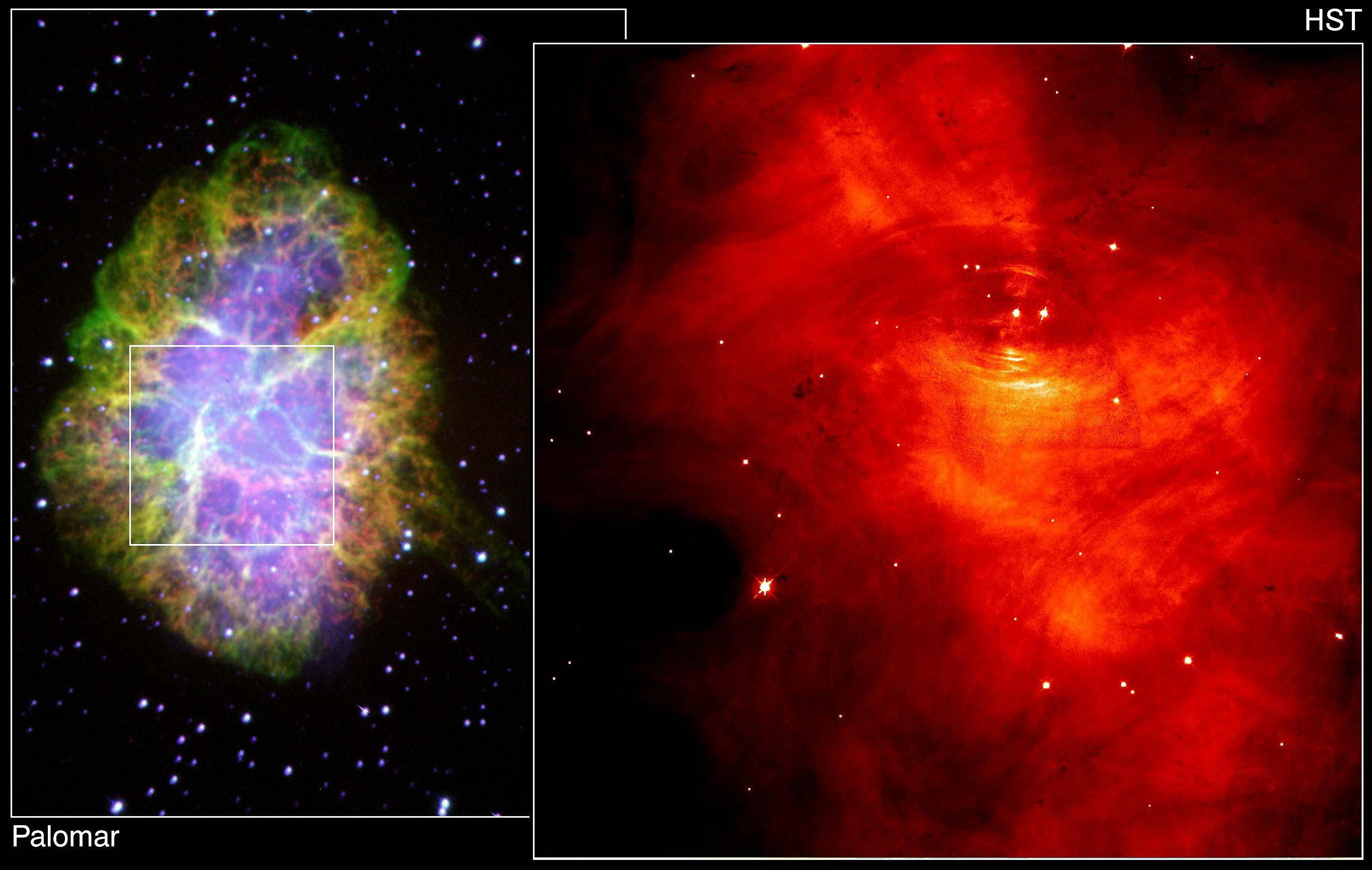 NSSDCA Photo Gallery: Nebulae