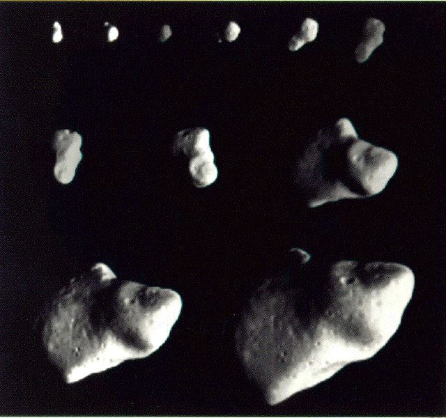 planetary asteroids list - photo #6