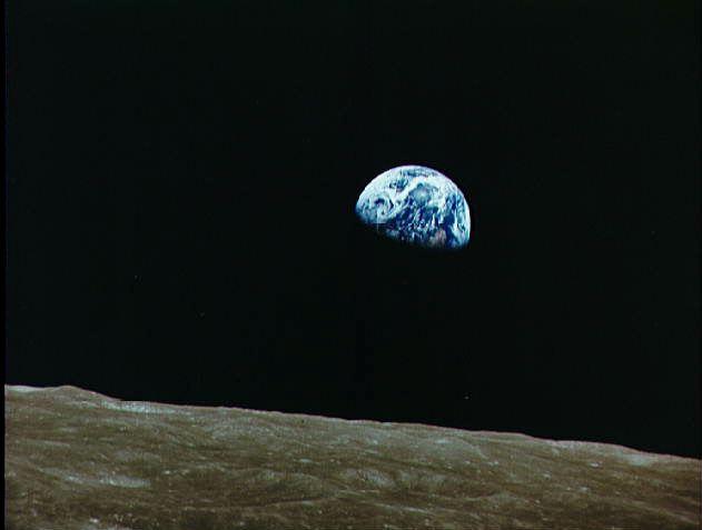 moon shots of earth and mars - photo #35