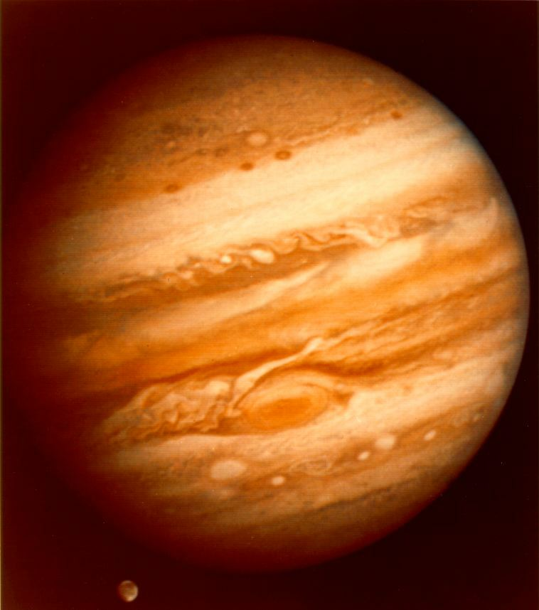 planet jupiter color - photo #24