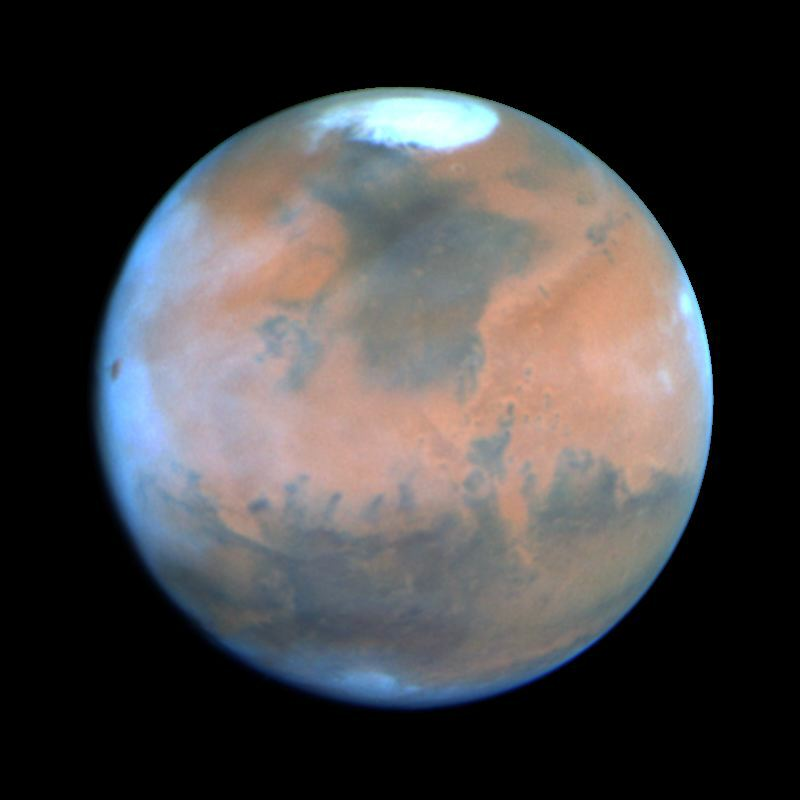 The Day of Mars