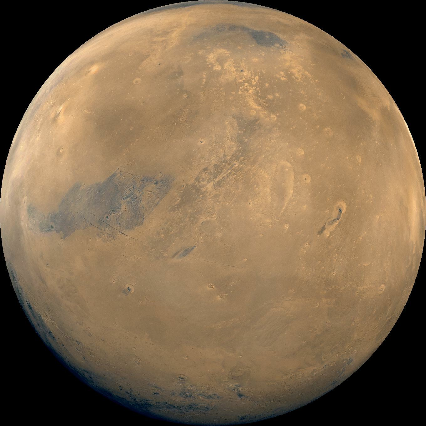NSSDCA Photo Gallery: Mars