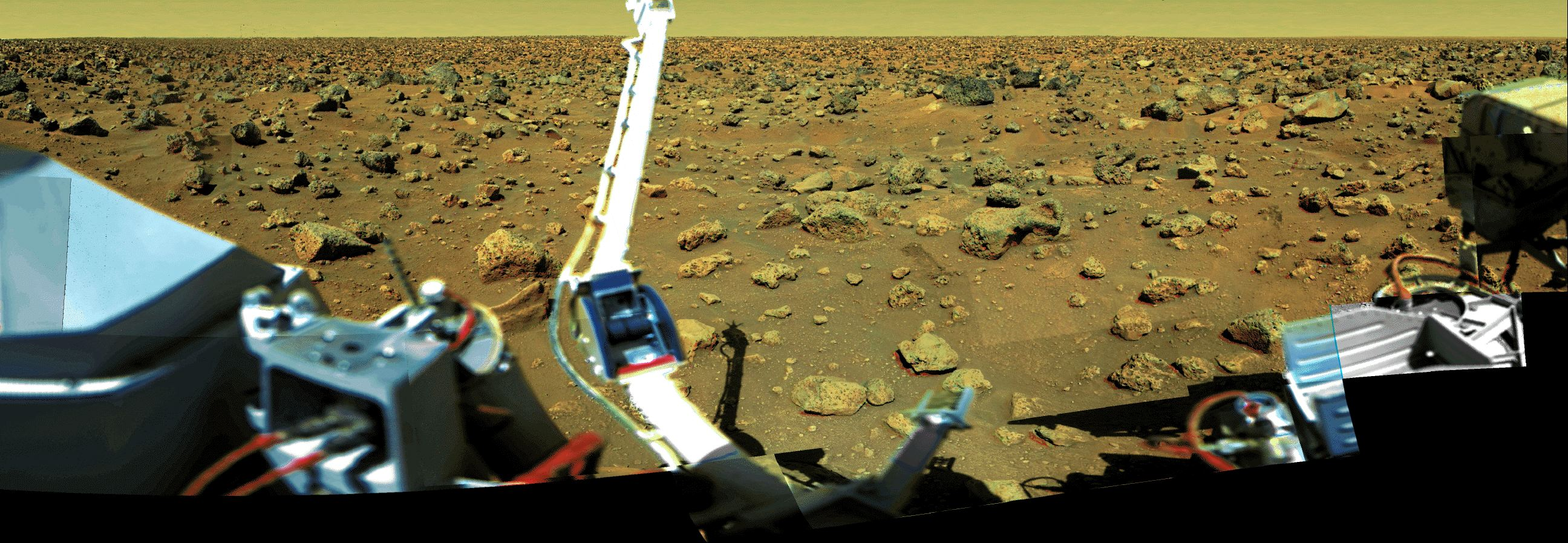 images from mars viking 2 - photo #6