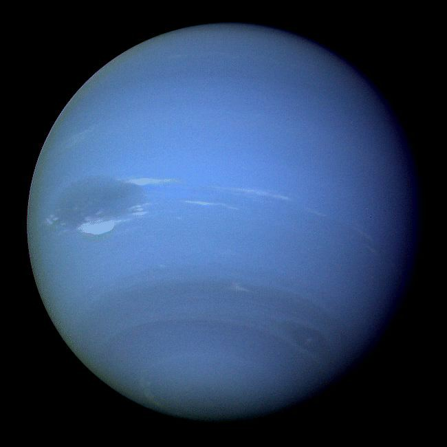 planet neptune color - photo #18