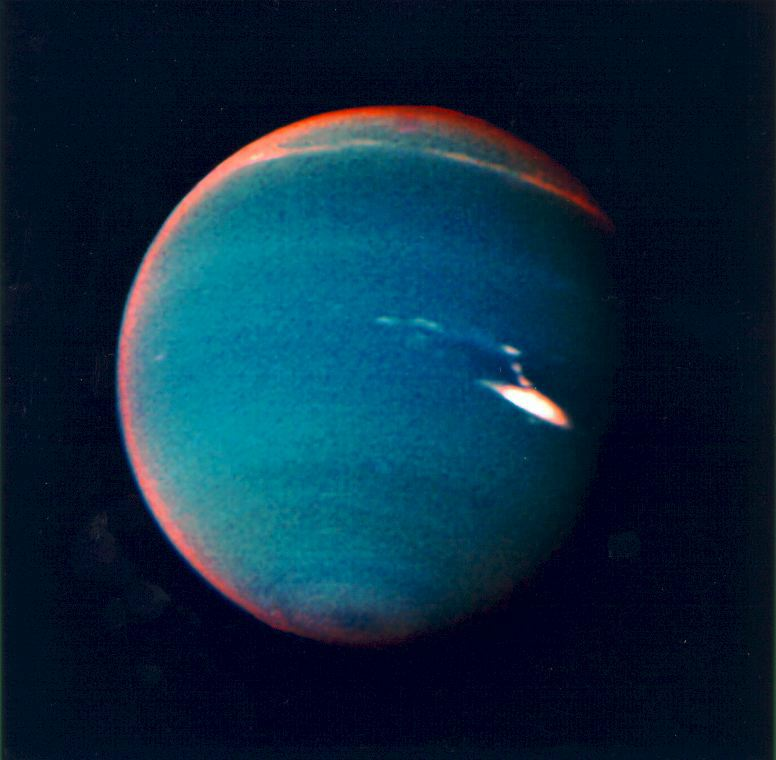 Real neptune planet pictures