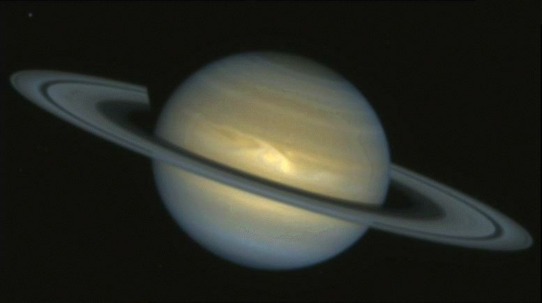 gallery of the planet saturn - photo #6