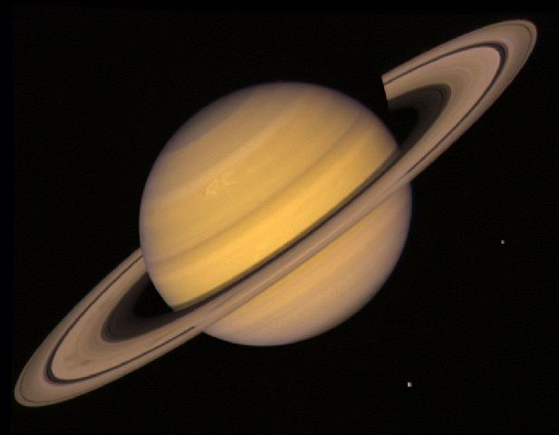 NSSDCA Photo Gallery: Saturn