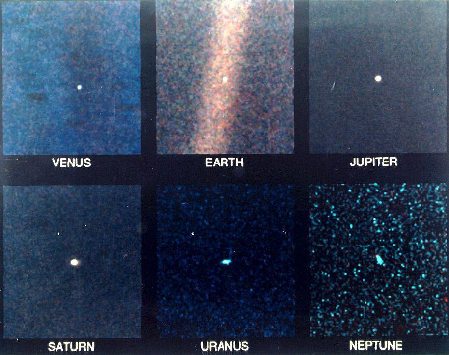 nasa solar system portrait - photo #14