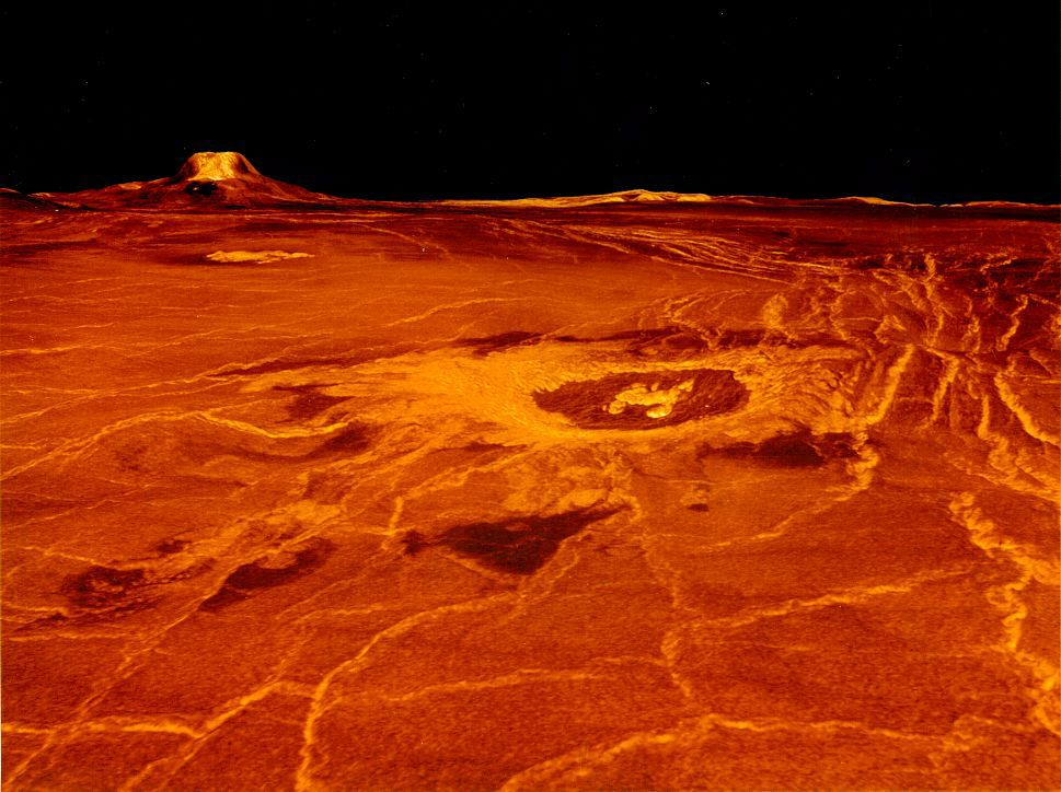 venus surface nasa -#main