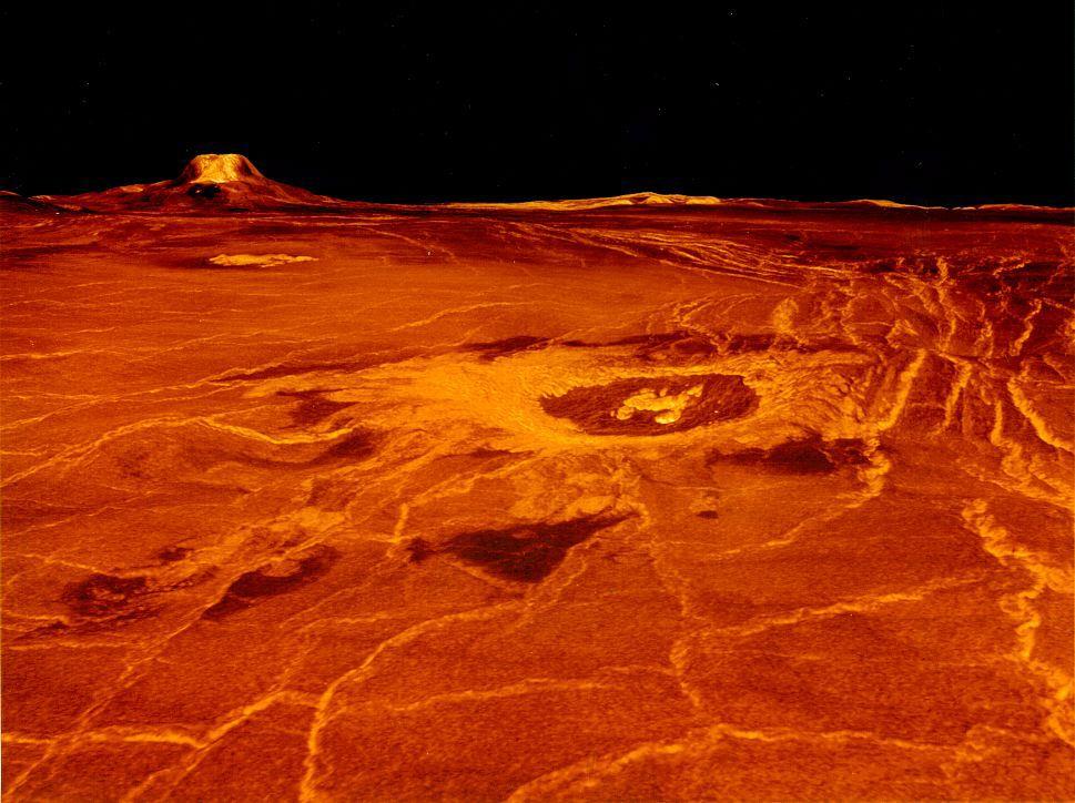 venus planet river beds - photo #23