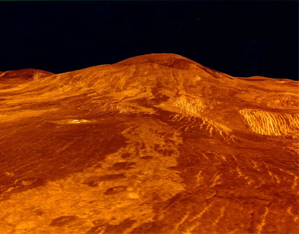 venus surface nasa - photo #9