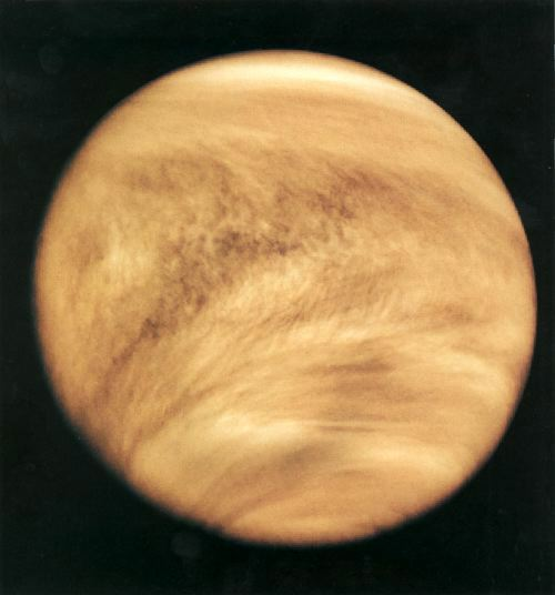 Ultraviolet image of Venus' clouds as seen by the Pioneer Venus ...: nssdc.gsfc.nasa.gov/photo_gallery/photogallery-venus.html