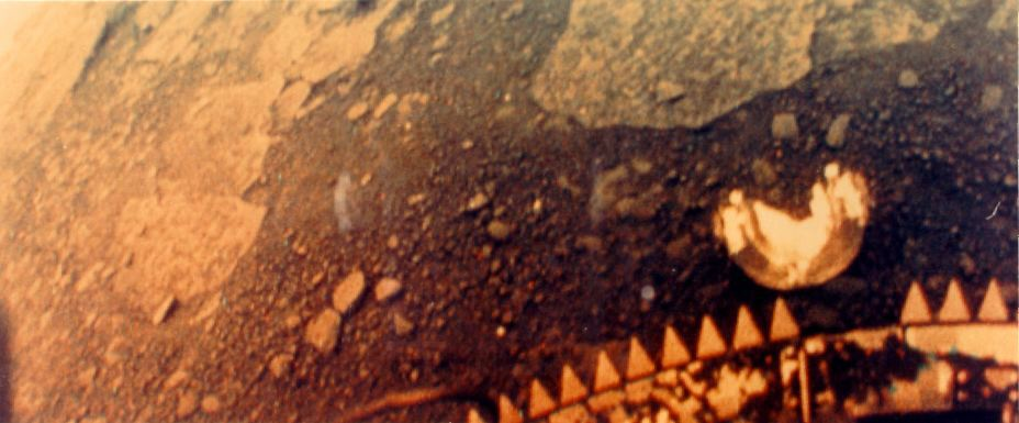 first spacecraft to venus real life - photo #5