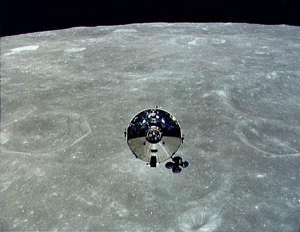 Apollo 10 CSM