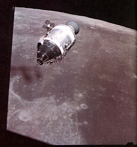 an apollo spacecraft - photo #4