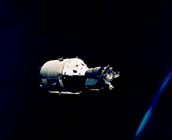 apollo 5 spacecraft - photo #35