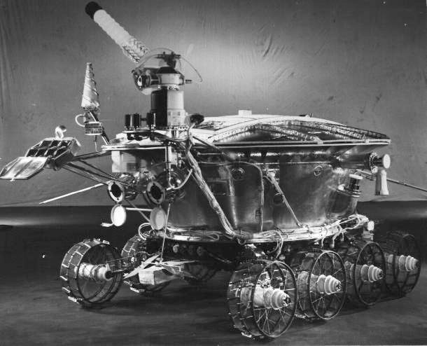 USSR's Lunokhod rover, photo courtesy of NASA lunokhod.jpg