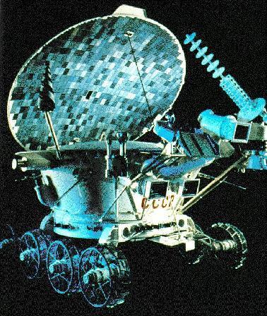 USSR Lunokhod 2 Lunar rover, image courtesy of NASA lunokhod2.jpg