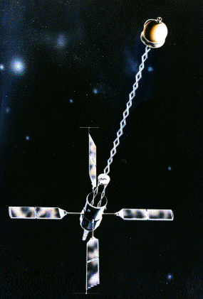 US Navy Nova III navagation satellite, illustration courtesy of NASA nova_satellite.jpg