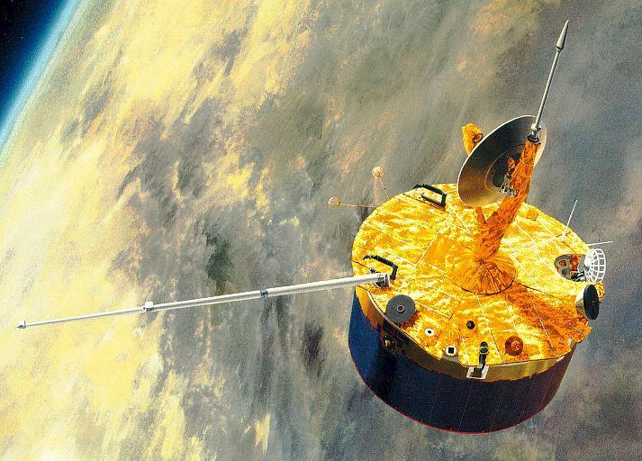 Pioneer Venus Project Information