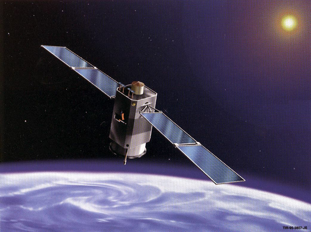 Nasa nssdca spacecraft details image of the timed spacecraft sciox Image collections