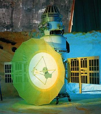 USSR Venera  8 Venus probe, photo courtesy of NASA venera8.jpg