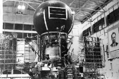 USSR Venera  9 Venus probe, photo courtesy of NASA venera9.jpg