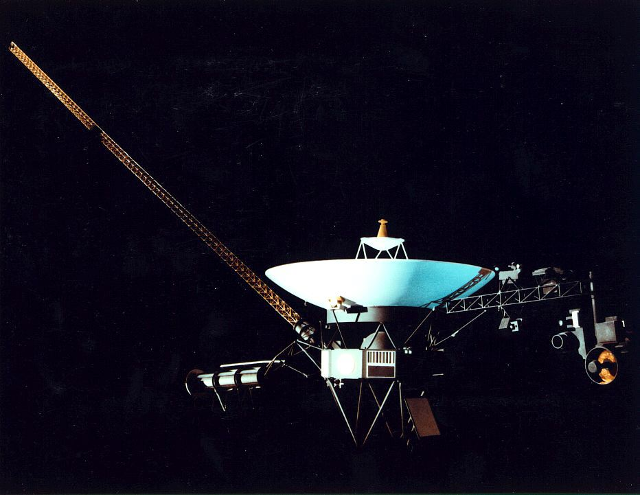 voyager space mission - photo #4