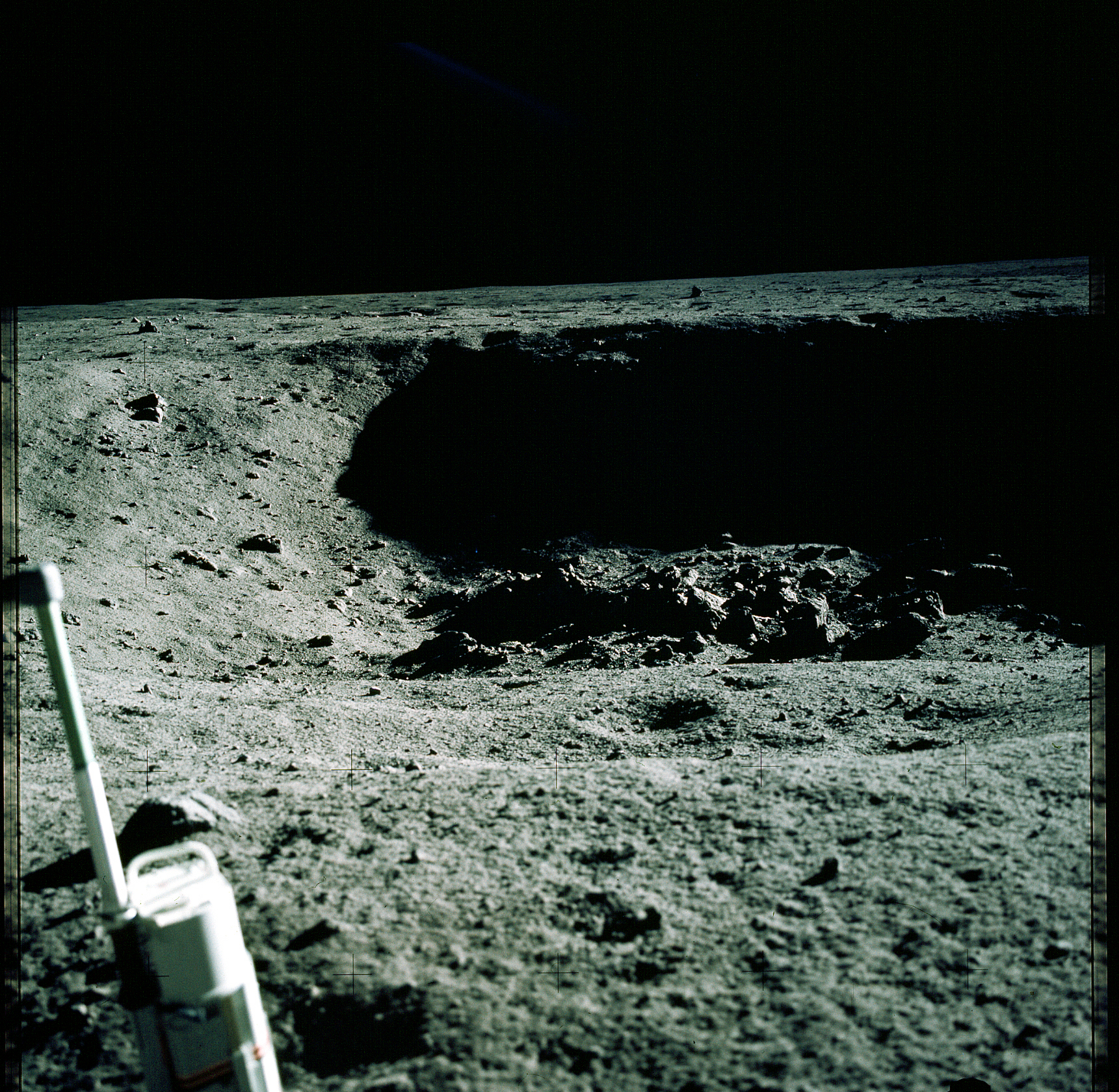 apollo 11 landing site earth - photo #27