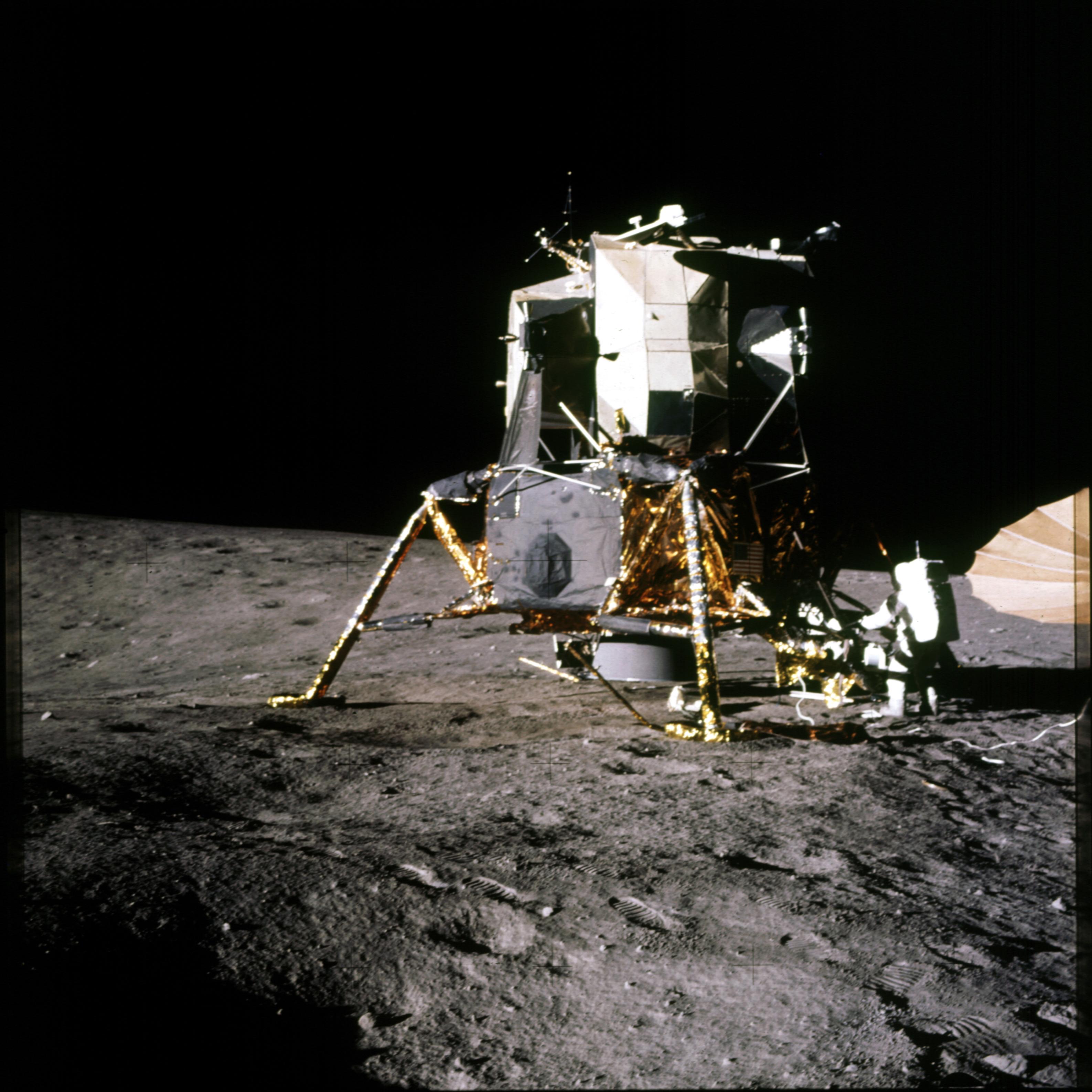 Earth's Moon - Apollo 12