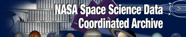NASA Space Science Data Coordinated Archive Header