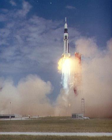where did apollo 7 launch - photo #4