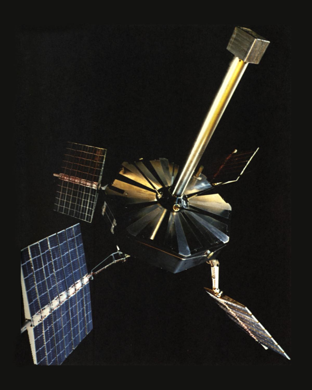 Nasa nssdca spacecraft details image of the explorer 12 spacecraft sciox Image collections