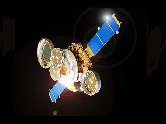 Genesis solar sample return probe, NASA illustration genesis_2.jpg
