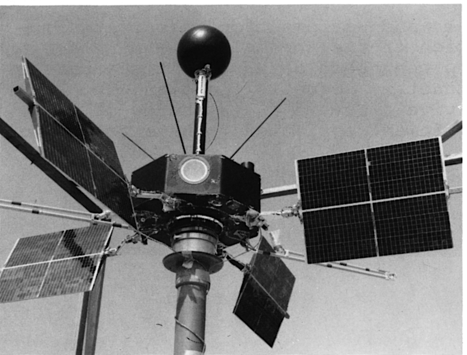 Nasa nssdca spacecraft details image of the imp a spacecraft sciox Image collections