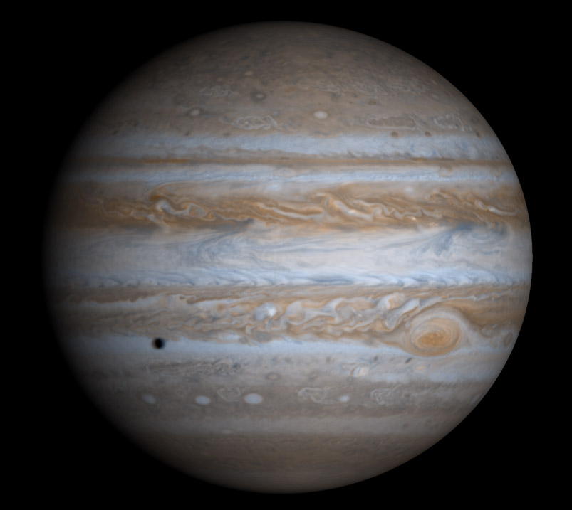 Jupiter Fact Sheet
