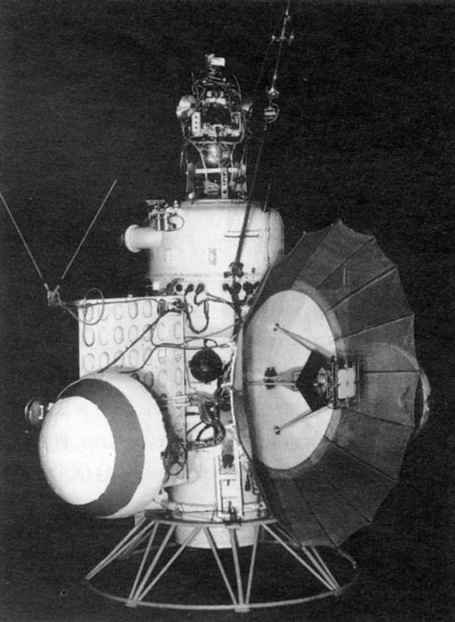 USSR Mars 1 probe, photo courtesy of NASA mars-1.jpg