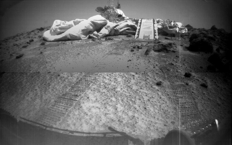 mars exploration rover airbags - photo #25