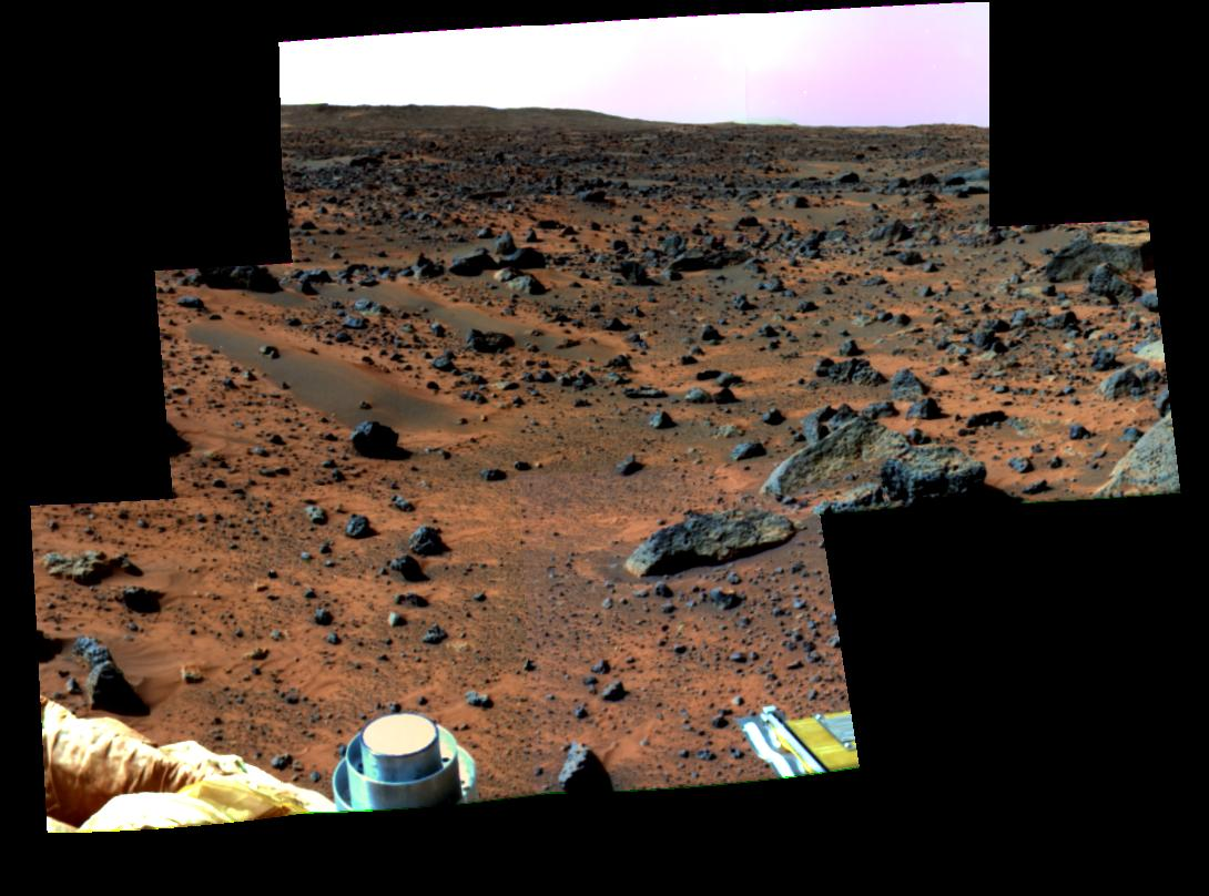 Mars Pathfinder Images