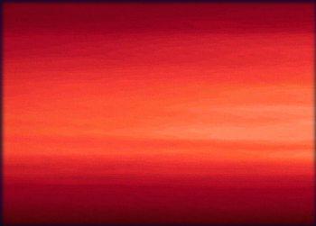 Mars Pathfinder Image Of Sunset