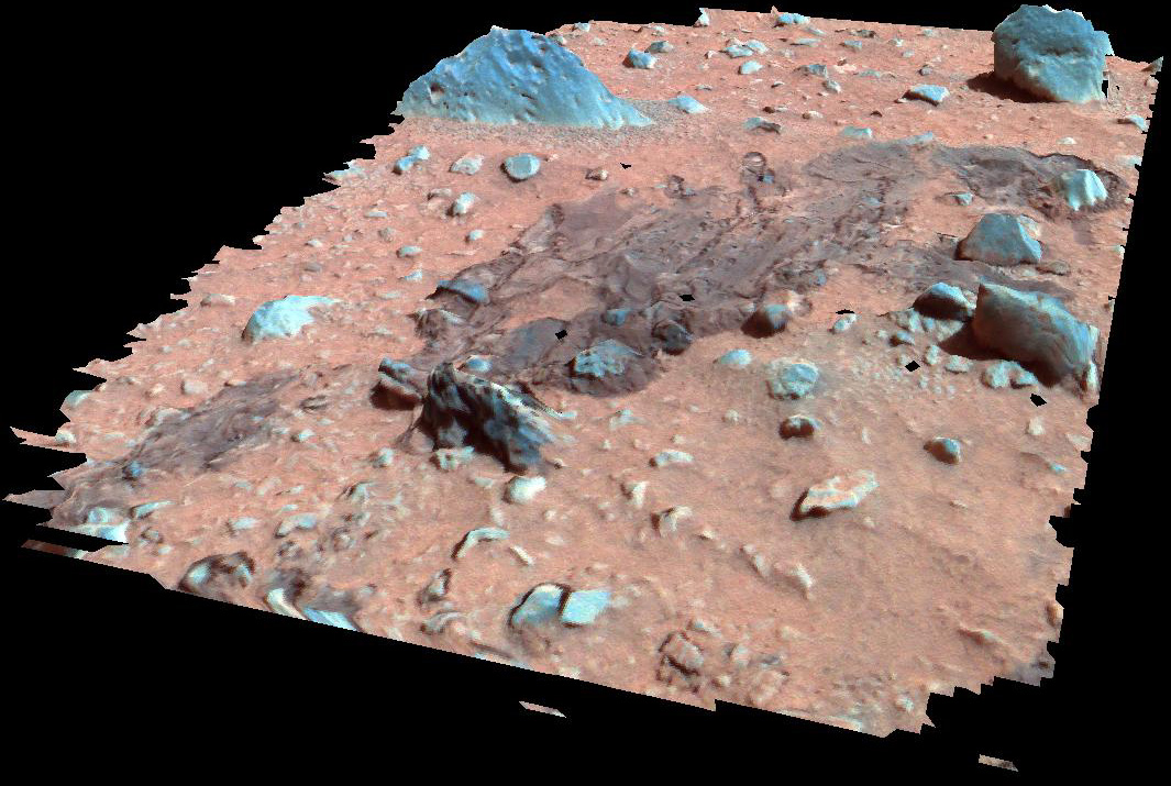 mars exploration rover airbags - photo #37