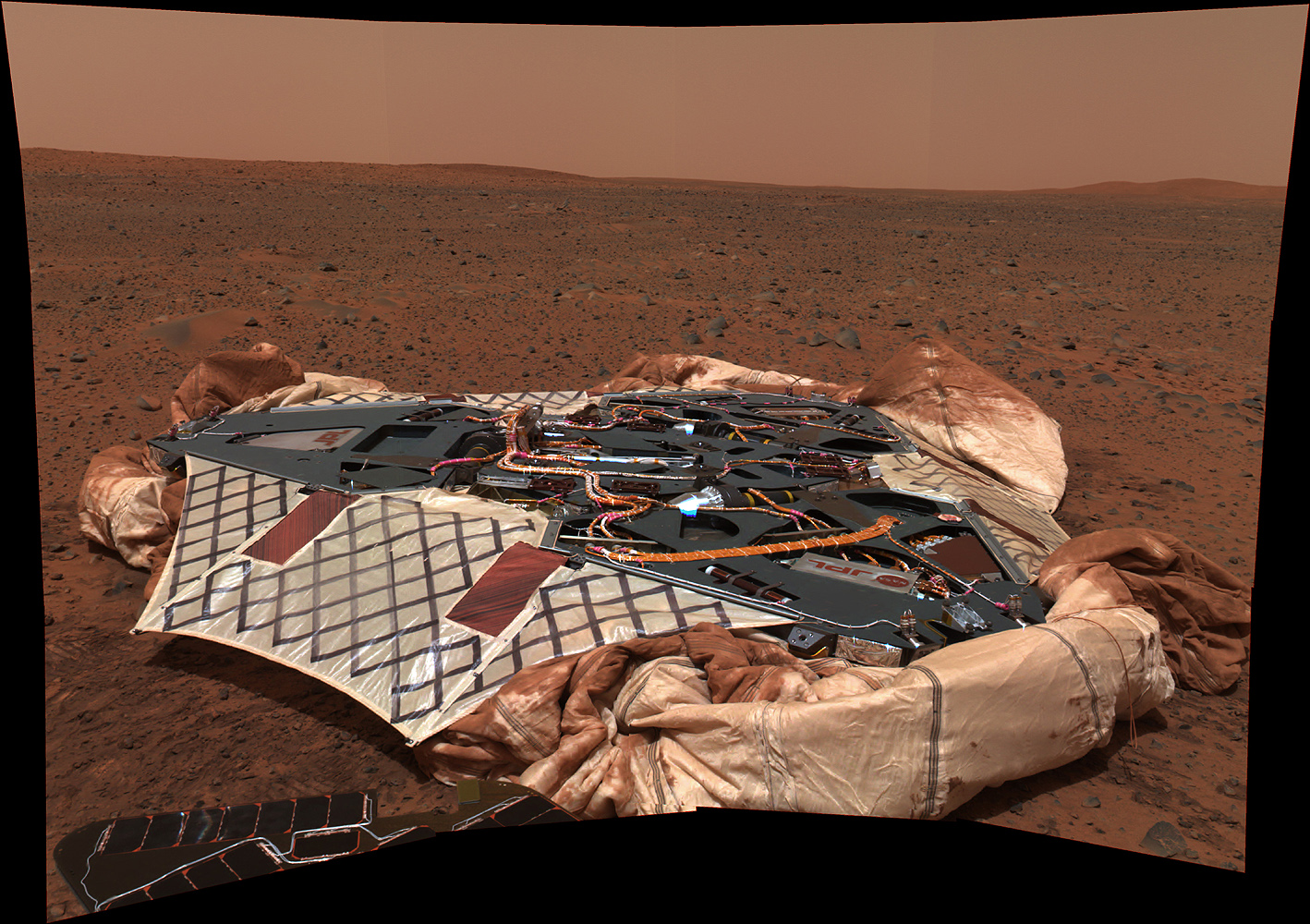 mars rover spirit - photo #17