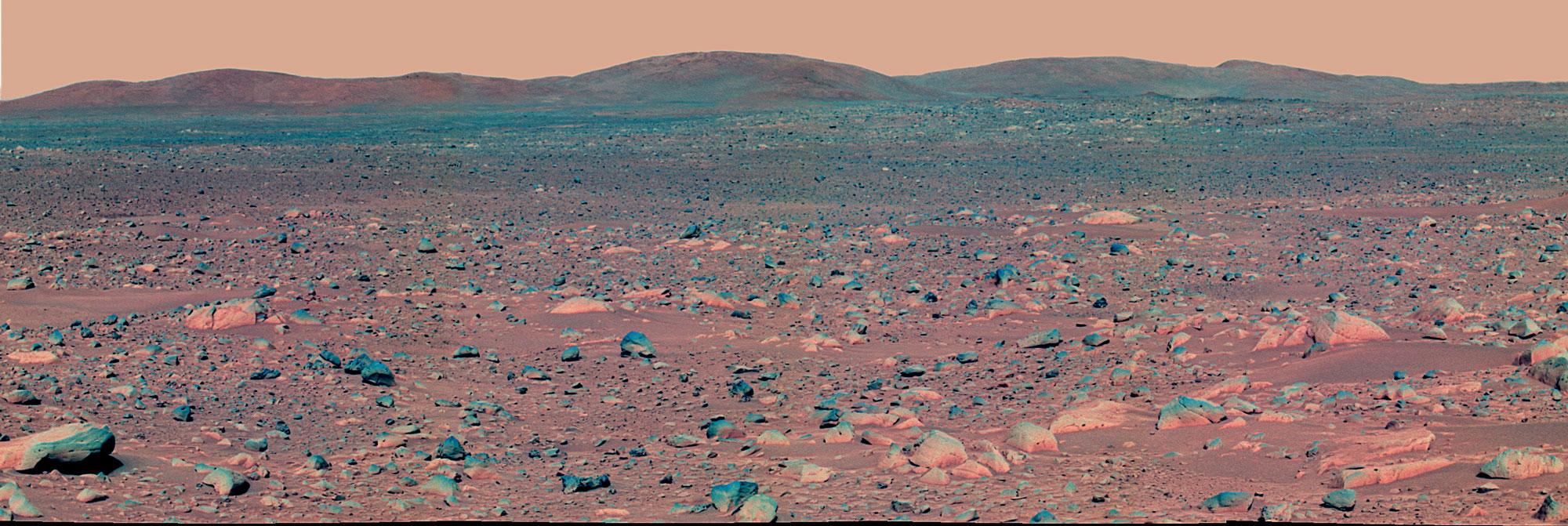 "Mars Rover ""Spirit"" Images"