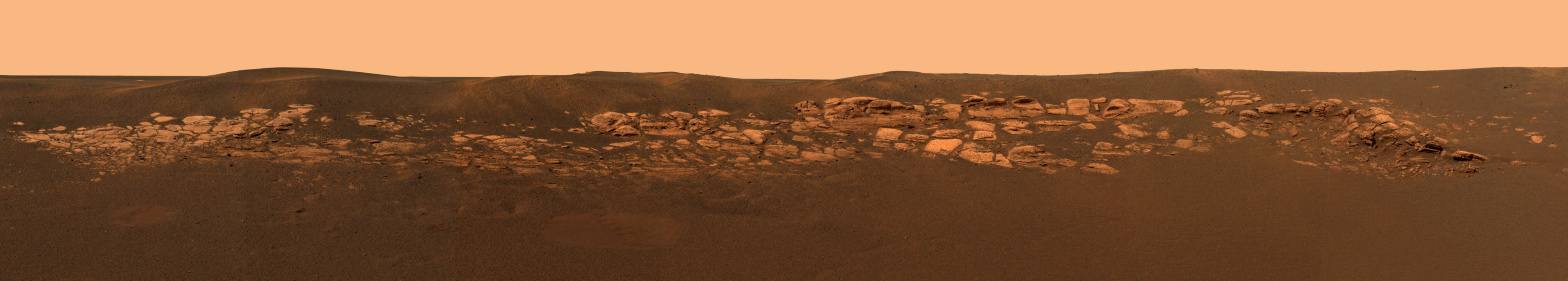 "Mars Rover ""Opportunity"" Images"