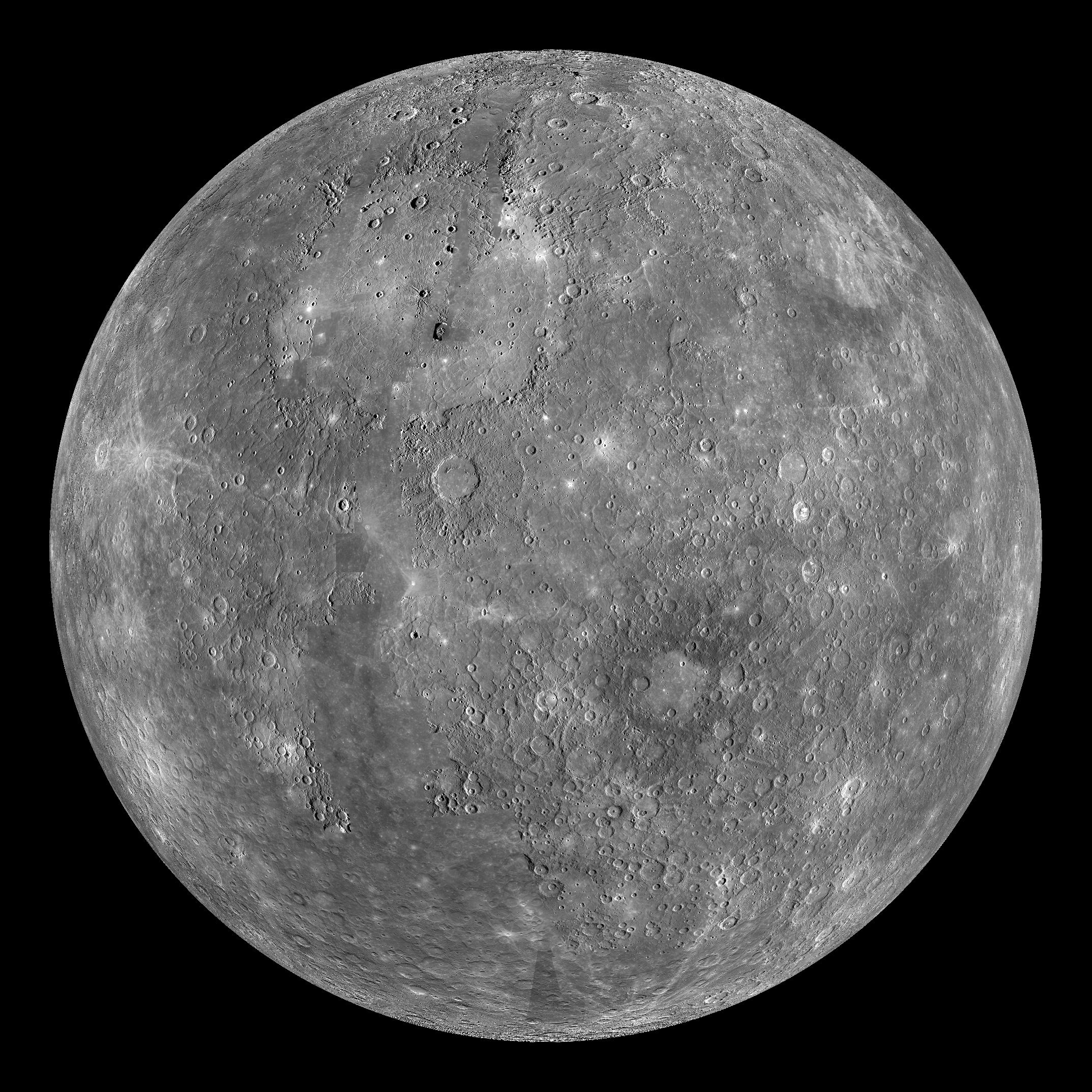 mercury pictures from nasa - photo #3