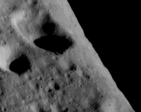 NEAR Encounter with Asteroid 433 Eros  nssdcgsfcnasagov