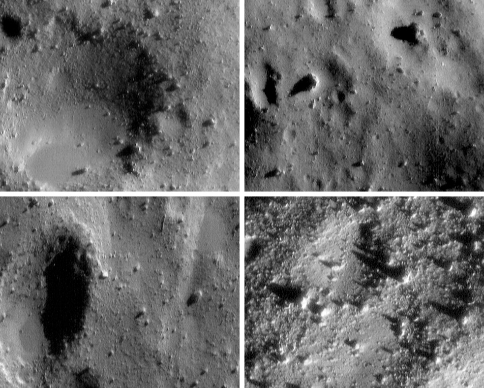 first landing on an asteroid - photo #28
