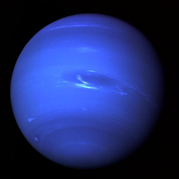 planet neptune color - photo #24