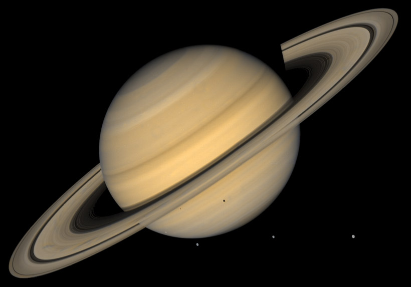 Pin Images-nasa-saturn-140630 on Pinterest