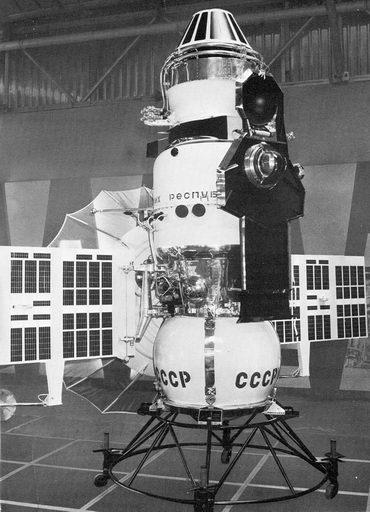 venera 9 spacecraft - photo #36